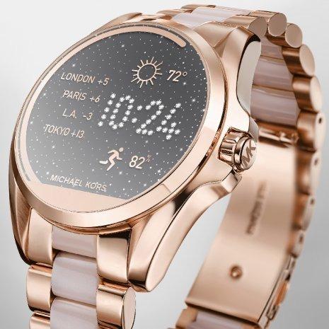 04d7a4479827 Relógio Michael Kors Smartwatch Mkt 5013 Original - R  1.799