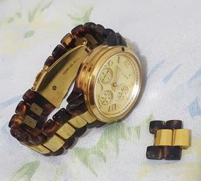 5032b1097 Relogio Michael Kors Usado - Relógio Michael Kors, Usado no Mercado Livre  Brasil