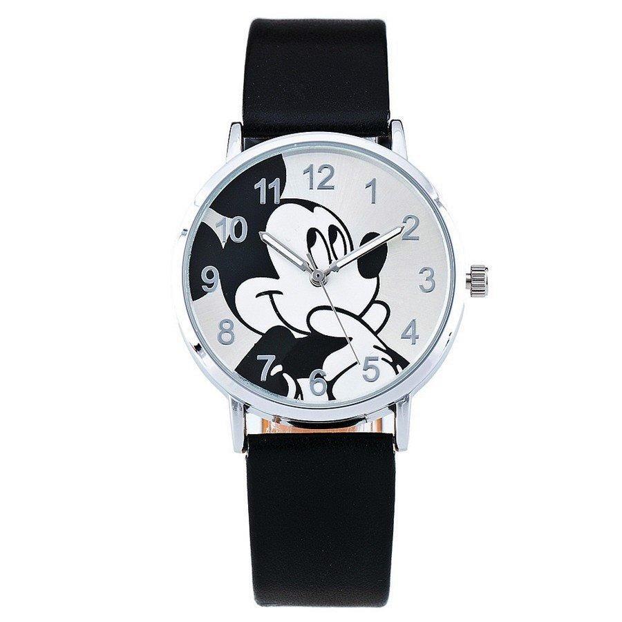 3c24bb1c632 relógio mickey feminino analógico nova moda luxo estilo top. Carregando  zoom.