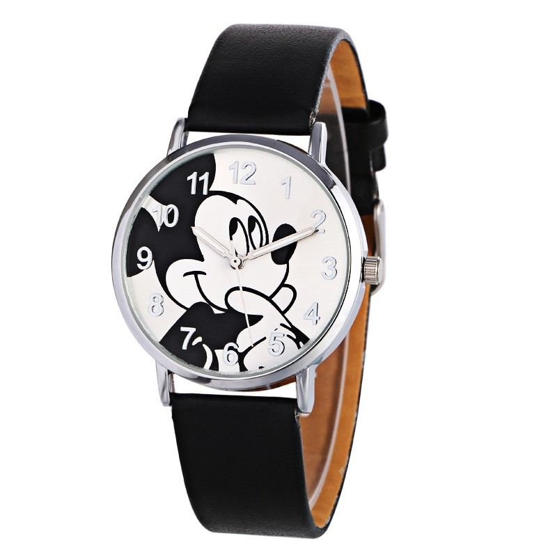 eabd9db6977 Relógio Mickey Feminino De Pulso Importado Frete Grátis - R  59