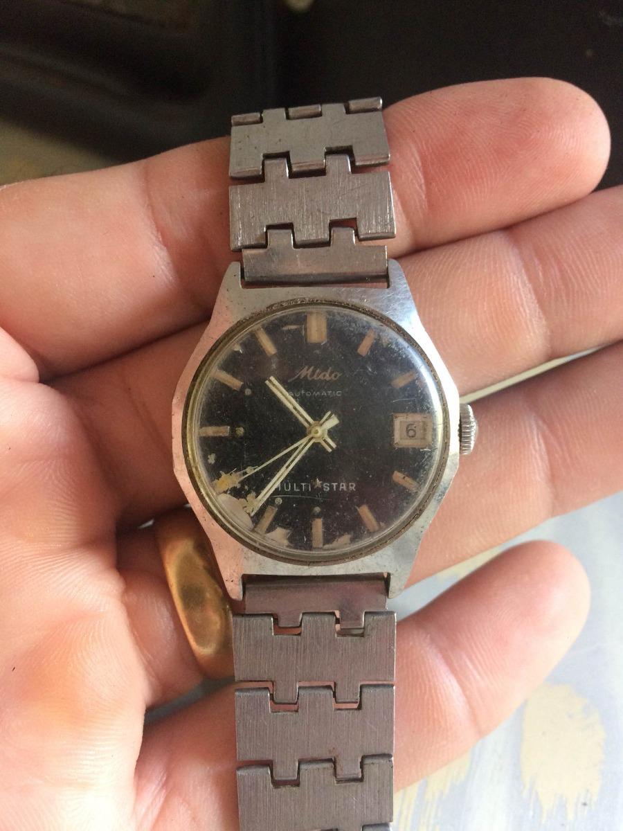 0f0d3c6498d relógio mido antigo( no estado) leia descrição. Carregando zoom.