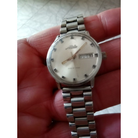 Relógio Mido Automático Masculino So Caixa E Pulseira Vidro