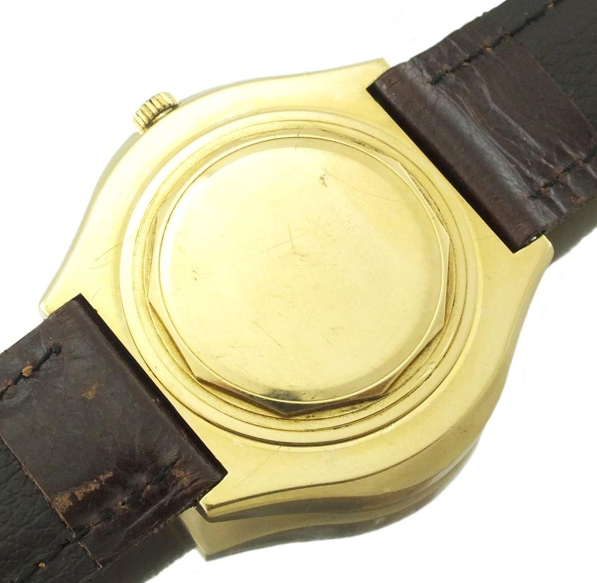 Relógio Mido Chronometer Em Ouro 18k Com Calendário J10844 - R$ 7 ...