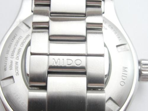 relógio mido multifort - automático - masculino - impecável