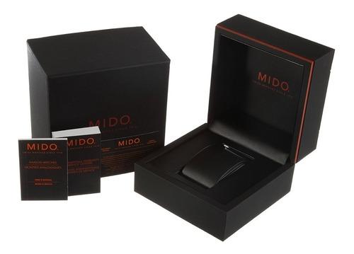 relógio mido - multifort cronógrafo - m005.417.11.031.00