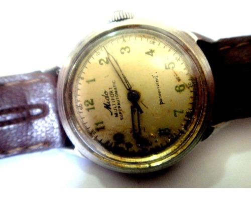 relógio mido multiforte