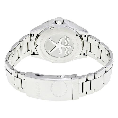 relógio mido ocean star m026.430.11.041 captain  automatico