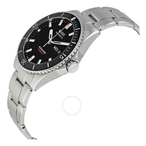 relógio mido ocean star m026.430.11.051 captain  automatico