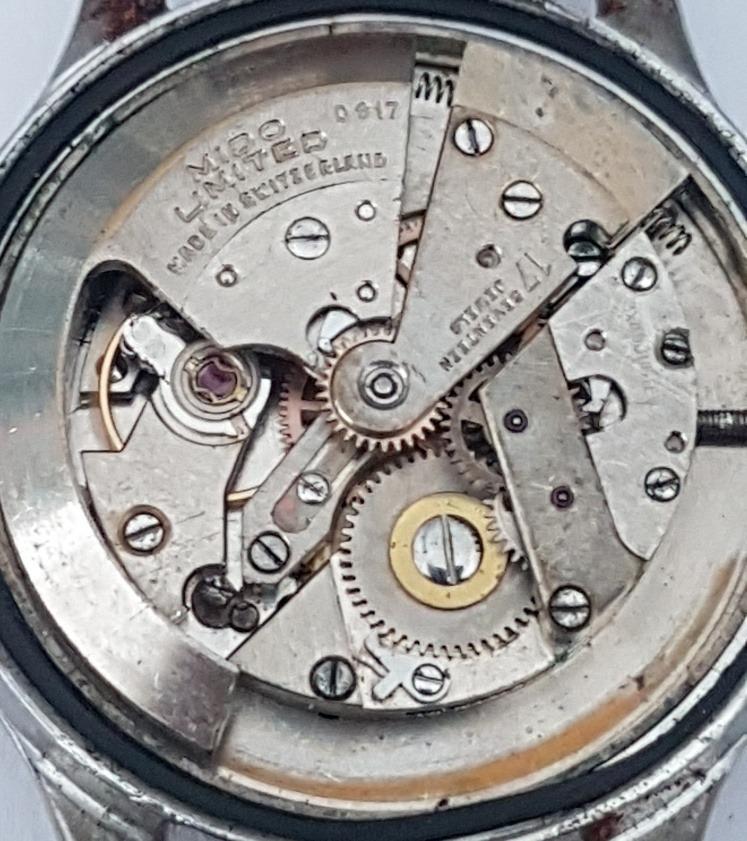 28c14d27e39 relogio mido vintage multifort superautomatic calendario. Carregando zoom.