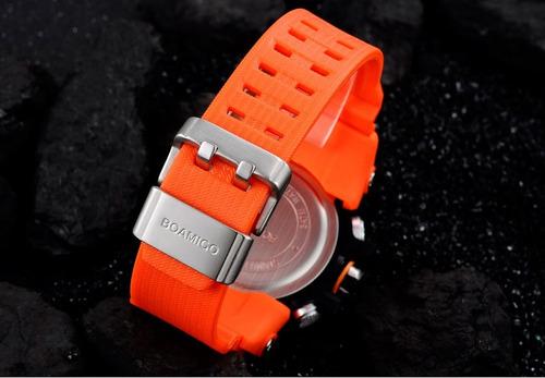 3b2223065d3 Relógio Militar Digital E Analogico Masculino Esportivo - R  149