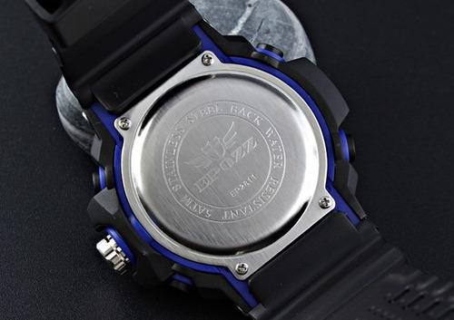 relógio militar epozz masculino