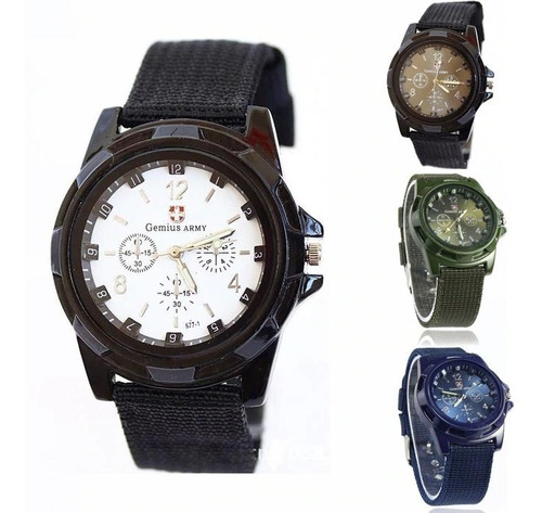 relógio militar gemius army sport exército, bonito e barato