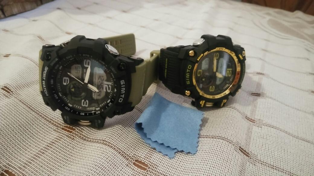 9fcc6271fda relógio militar masculino digital exército prova água choque. Carregando  zoom.