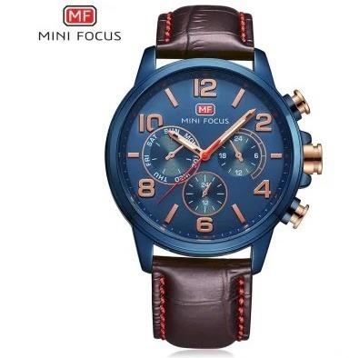 Relógio Mini Focus Mf0001g Masculino Promoção - R  139,00 em Mercado ... 7f065a1de3