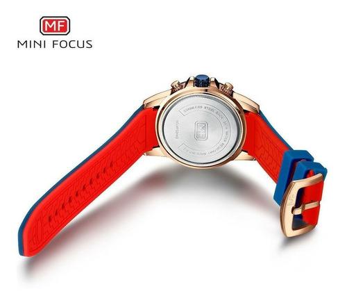 relógio minifocus modelo mf0244g original