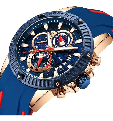 relógio minifocus original modelo mf0244g