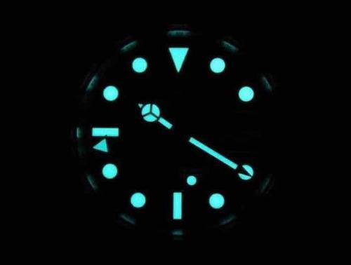 relógio misto g.m.t master ,automático,acabamento suíço