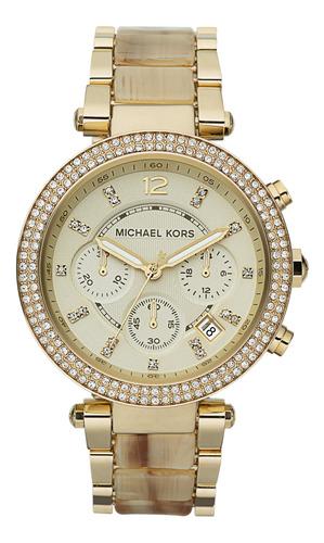 relógio mk michael kors mk5632/4dn original com garantia