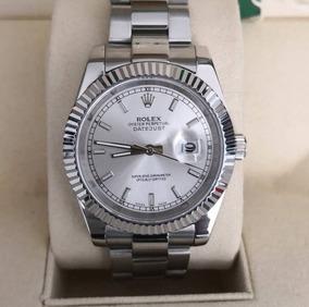 295b1af1663 Rolex Datejust Safira 16233 Nos De Luxo Masculino - Relógios De Pulso no  Mercado Livre Brasil