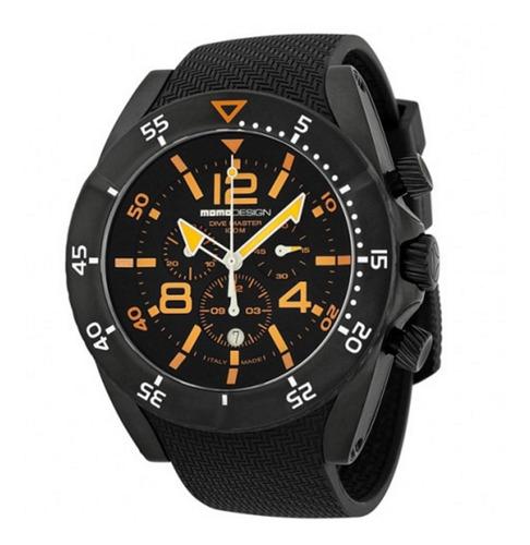 relógio momo design - dive master crono - md278bk-31