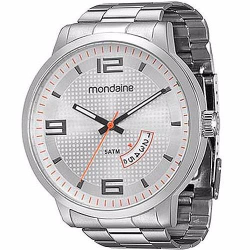 bc10ca9426e Relógio Mondaine 78501g0mgna2 - Frete Grátis !!! - R  379