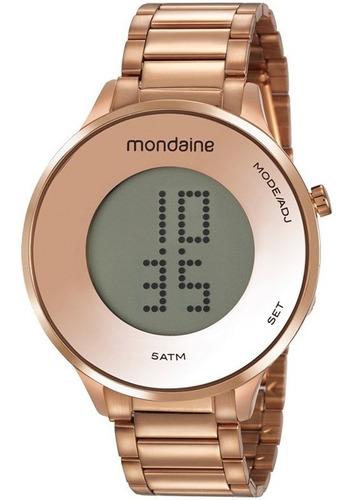 relógio mondaine feminino 53786lpmvre2