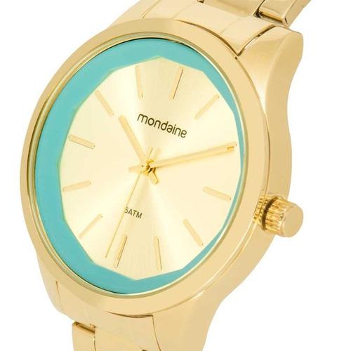 relógio mondaine feminino  99093lpmvde1