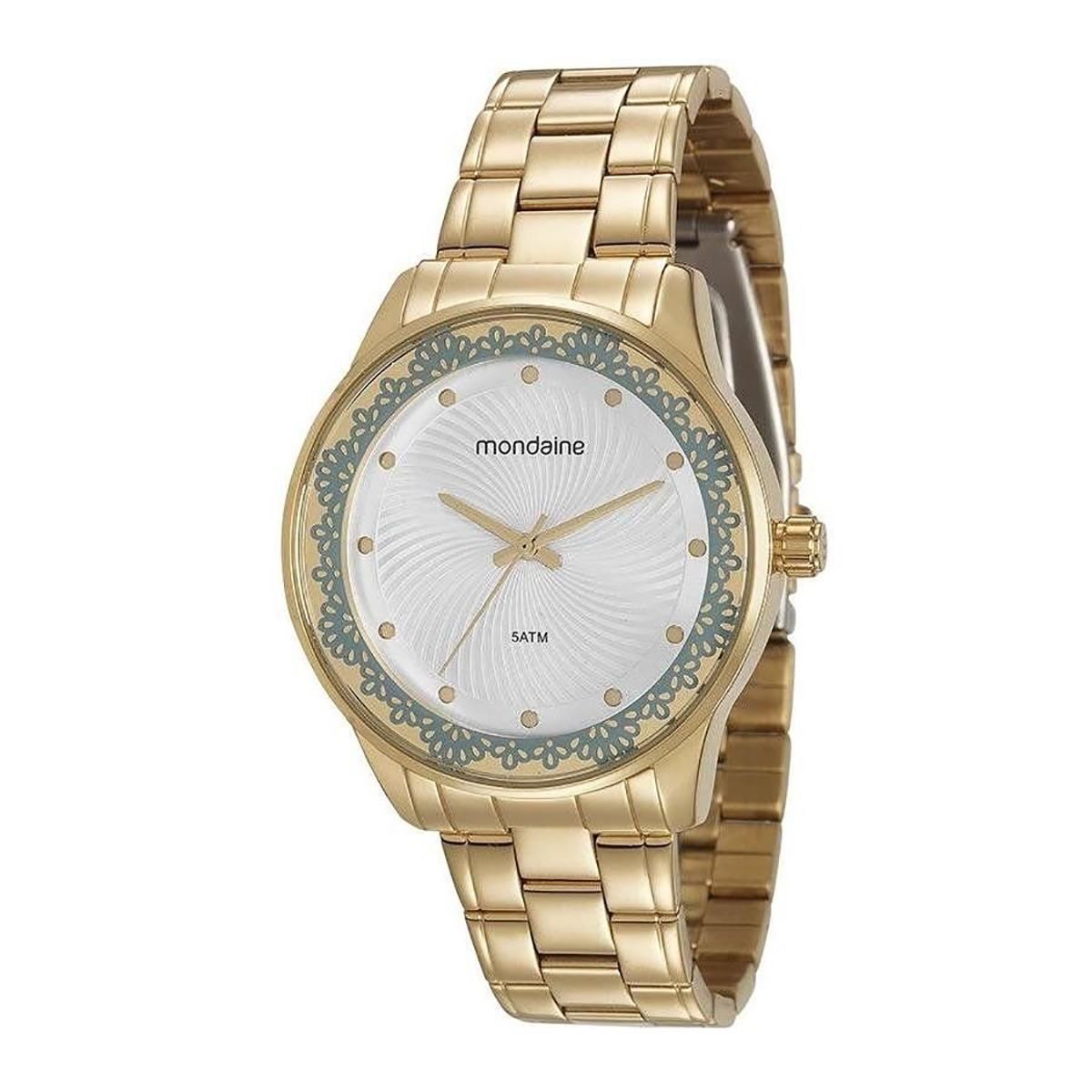 cfb18614fc6 Relógio Mondaine Feminino 99249lpmvde1 - R  189
