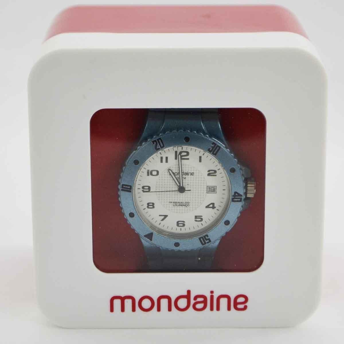cda4a001dee Relógio Mondaine Feminino Twist By Reinaldo Lourenço Orig+nf - R ...