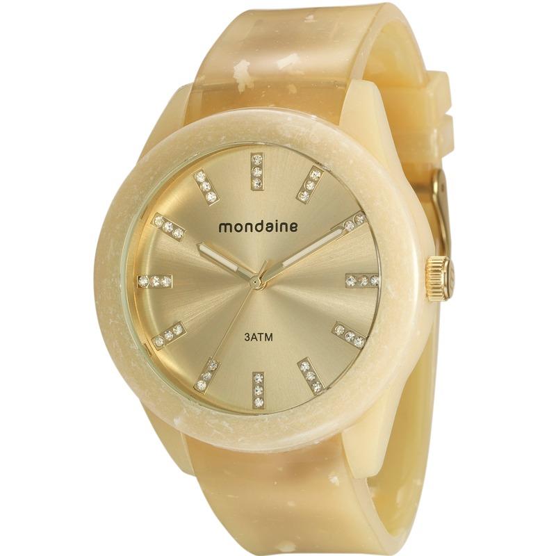 1fca39a86bb Relógio Mondaine Feminino Moda 76648lpmvdz2 - R  175