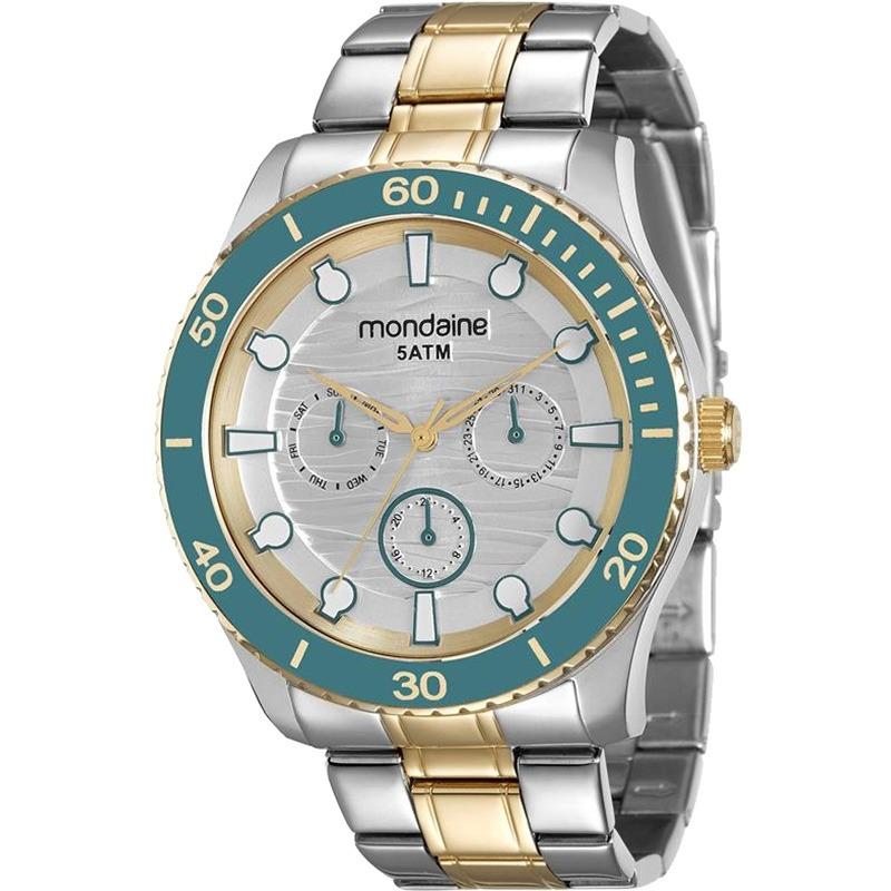 5ae3b24b1ad Relógio Mondaine Feminino Multifunção 78694lpmvba4 - R  149