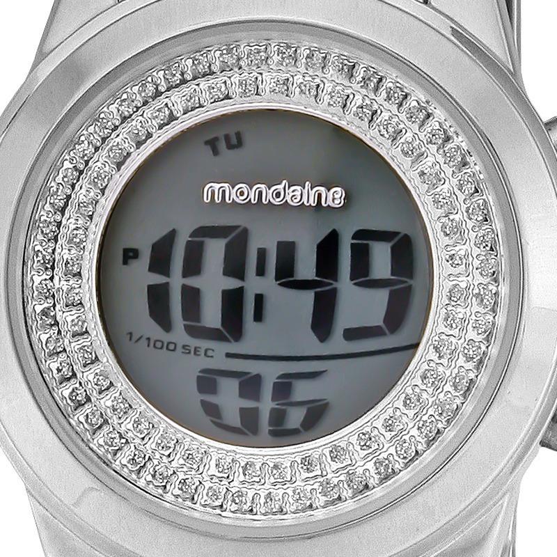7b299932c47 Relógio Mondaine Feminino 76186l0msns1 - R  99