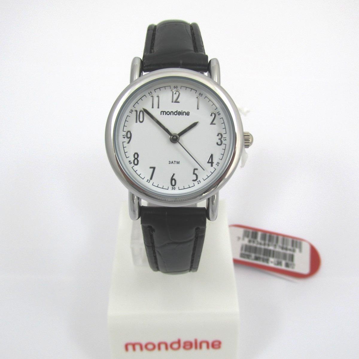 fef39340bf6 relógio mondaine feminino casual aço 83282l0mvnh2. Carregando zoom.