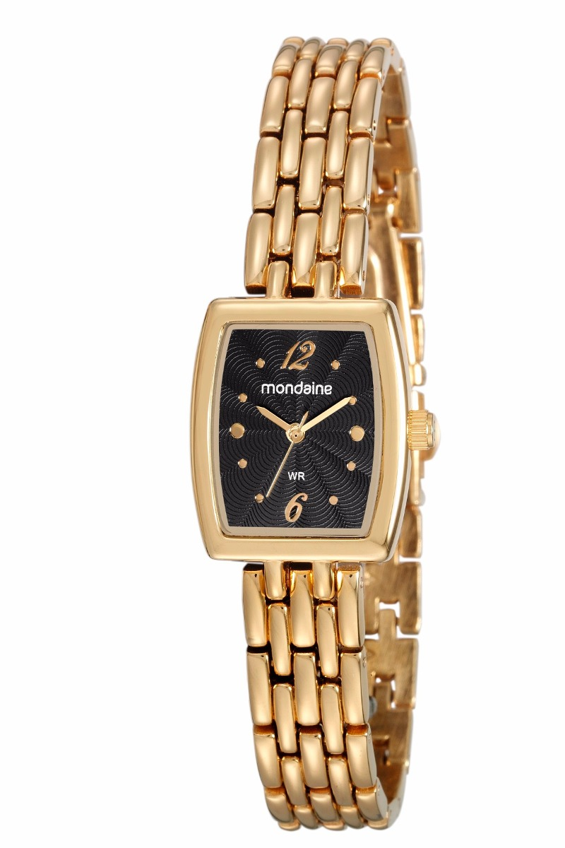 23e9106add1 relógio mondaine feminino clássico dourado 53543lpmvde1. Carregando zoom.