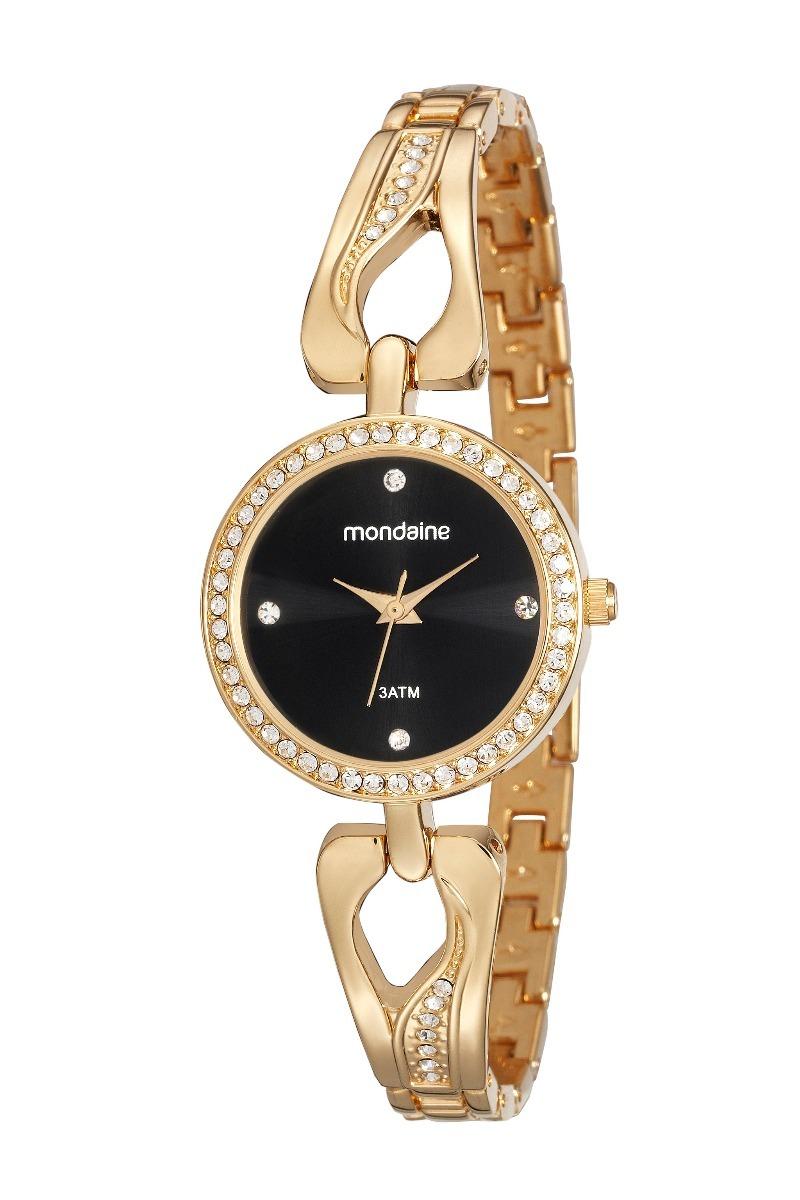 50de96ab92a relógio mondaine feminino clássico dourado 53554lpmvde2. Carregando zoom.