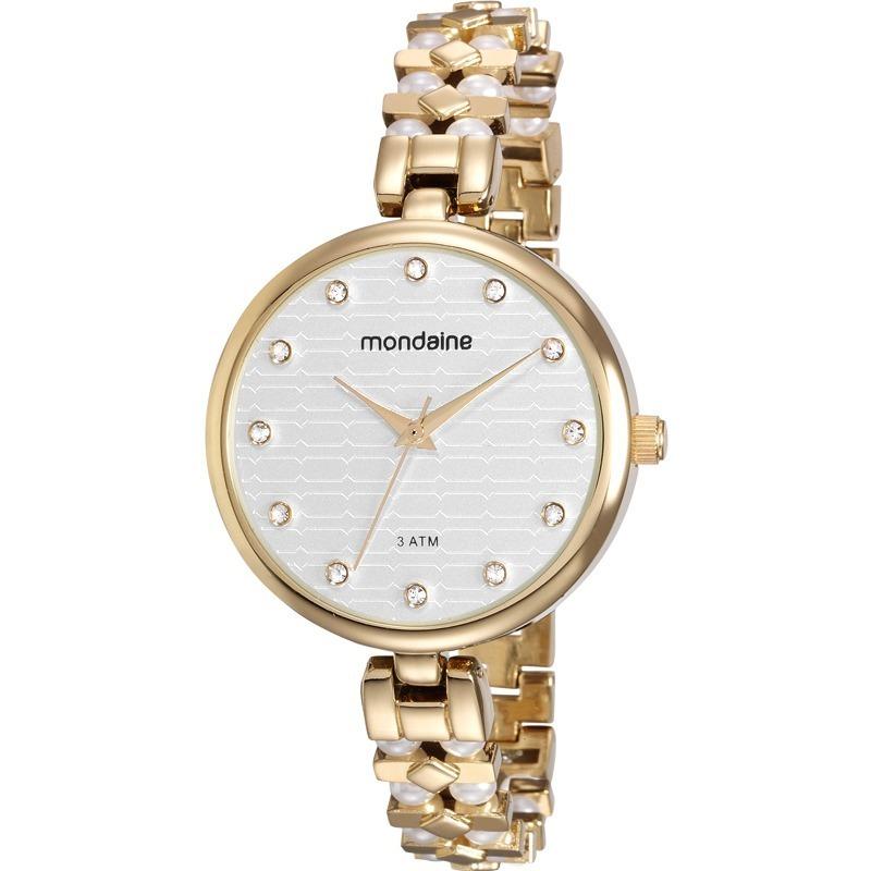 e77e46671d0 relógio mondaine feminino dourado luxo presente 76595lpmvdm1. Carregando  zoom.