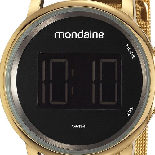 relógio mondaine feminino garantia original nfe