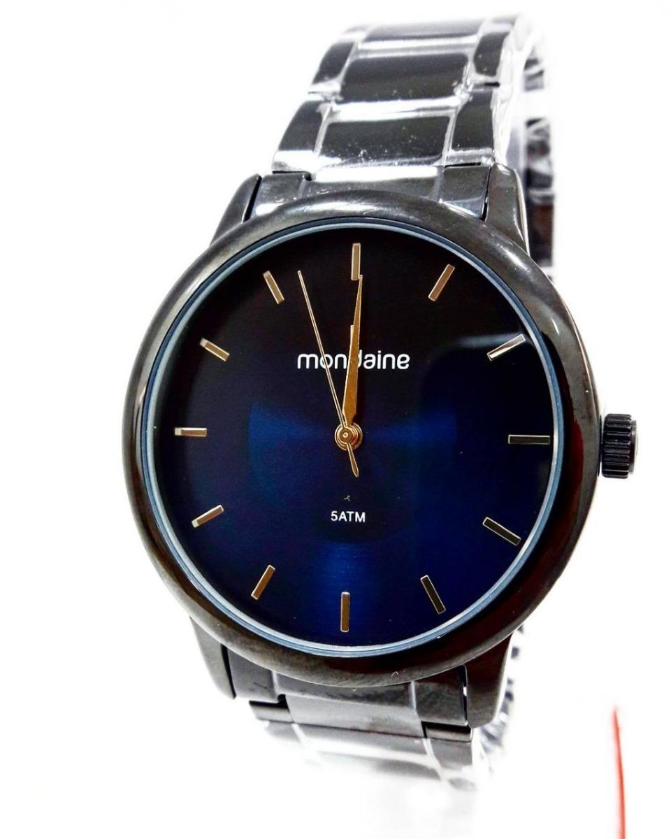 f34dc31a859 relógio mondaine feminino preto 53606lpmvpe5. Carregando zoom.