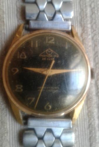 relógio mondaine funcionando usado pulseira quebrada