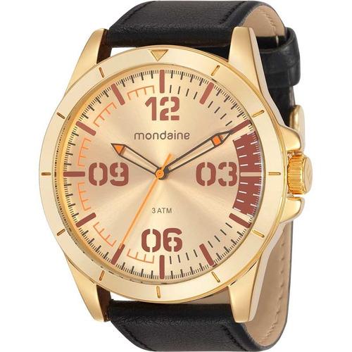 relógio mondaine masculino 76702gpmvdh2