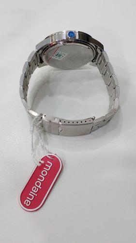 relógio mondaine masculino 78458g0mbna2 prara de239 por199