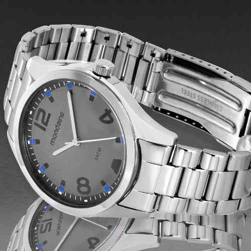Relógio Mondaine Masculino 78740g0mvna2 - R  129,00 em Mercado Livre 72be17d321
