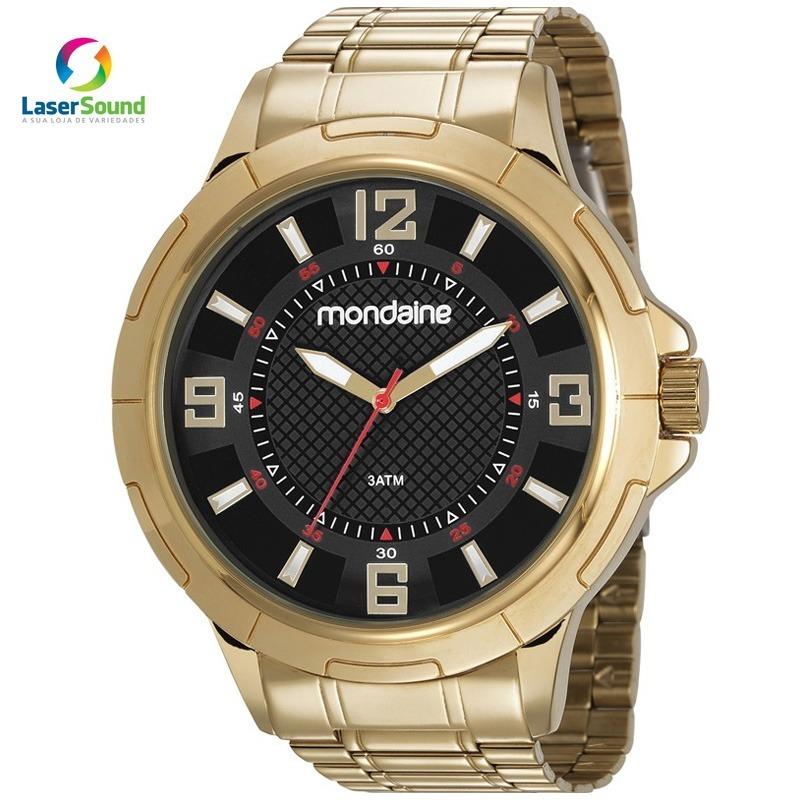 105d5264fba Relógio Mondaine Masculino 83398gpmvde2 C  Garantia - R  189