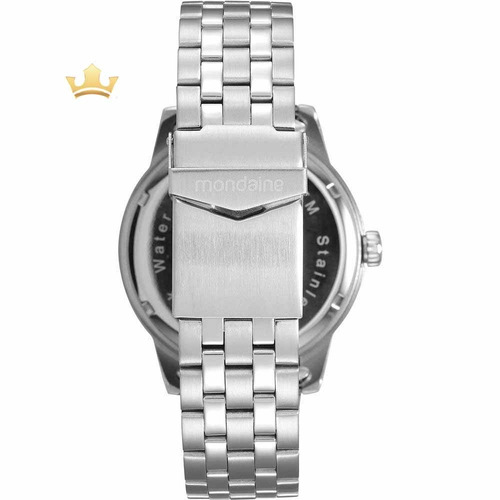 Relógio Mondaine Masculino 94822g0mvne1 Com Nf - R  183,00 em ... 0ff017aefa
