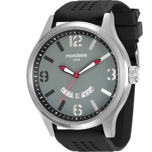 relógio mondaine masculino 94935g0mvnu1