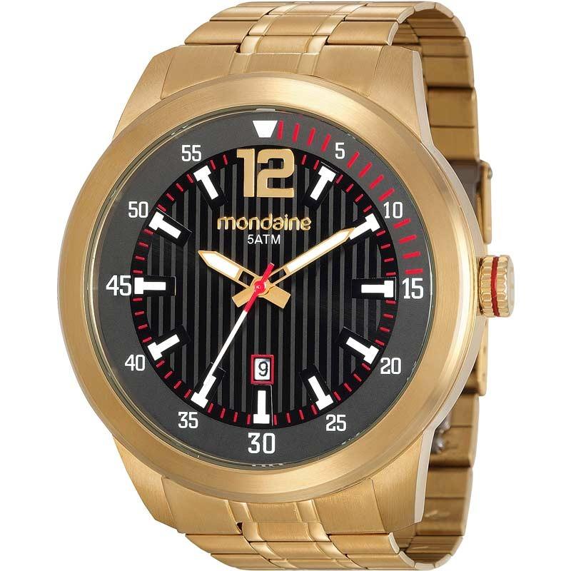 fa4db6ef939 Relógio Mondaine Masculino 99202gpmvda1 - R  259