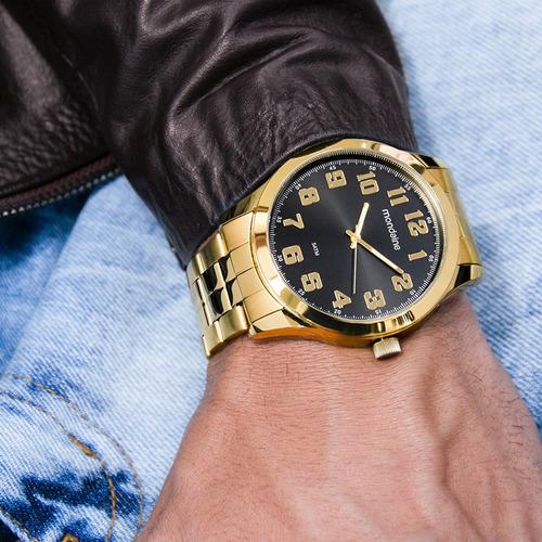 relógio mondaine masculino barato garantia original nfe
