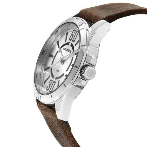 relógio mondaine masculino original 76669g0mvnh2