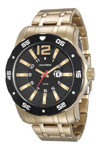 relógio mondaine masculino original 94851gpmvda1 c/ nf-e