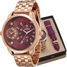 d98bb39832f relógio mondaine relógio feminino · relógio feminino relógio mondaine · relógio  mondaine relógio feminino com pulseira extra n.f.. Carregando zoom.
